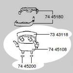7445108 2222用ダブルタップユニット