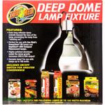 クランプランプ ドーム型ランプソケット