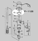 P-112S入液防止シート