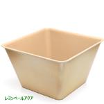 メダカの角小鉢